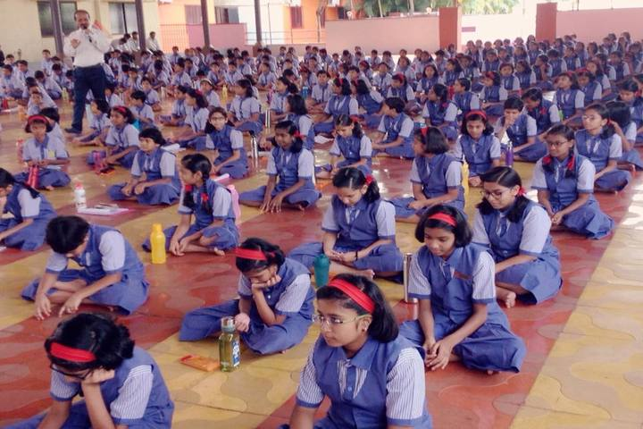 Parivarthan Elite Residential School-Students