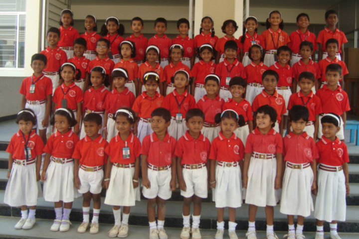 Infant Jesus School-Class Group Photo