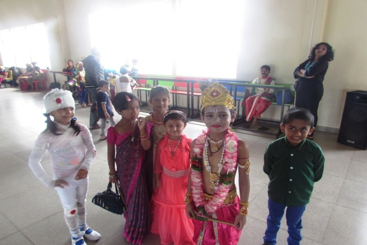 Infant Jesus School-Fancy Dress
