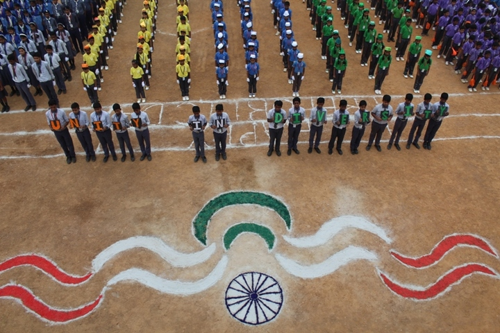 Infant Jesus School-Republic Day