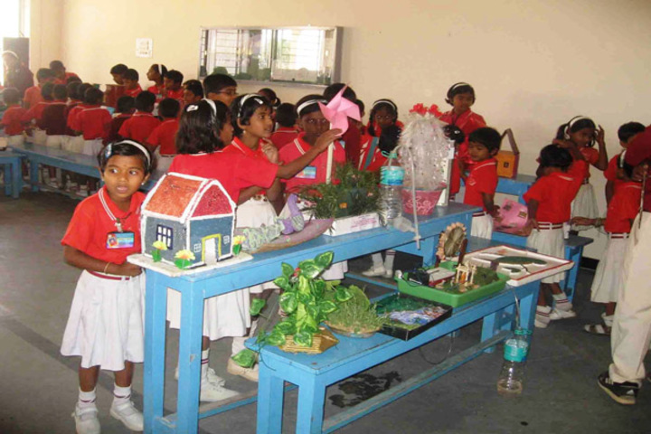 Infant Jesus School-School Exhibition