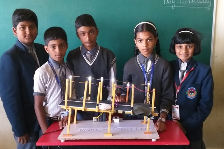 Infant Jesus School-Science Fest