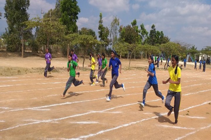 Infant Jesus School-Sports Day