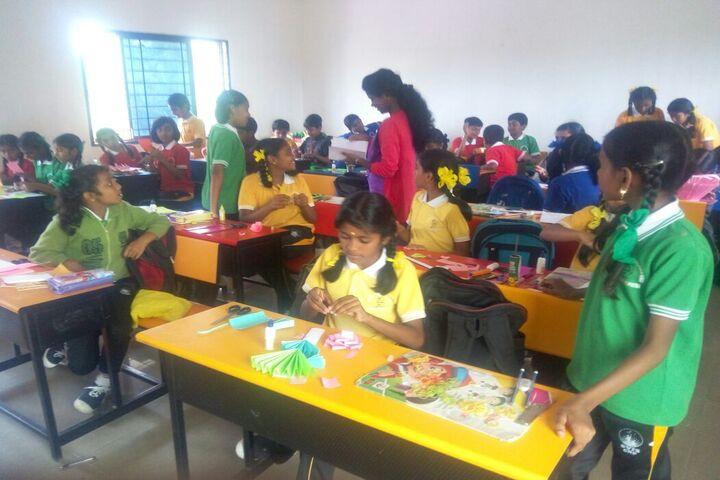 Shri Vivekananda Public School-Art and Craft