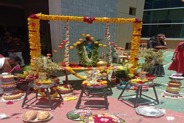 Shri Vivekananda Public School-Festival Celebration