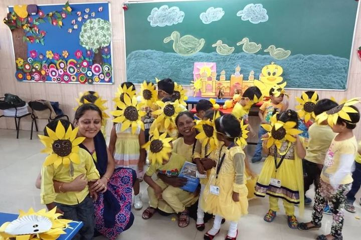 Brooklyn National Public School-Sunflower Day Celebrations
