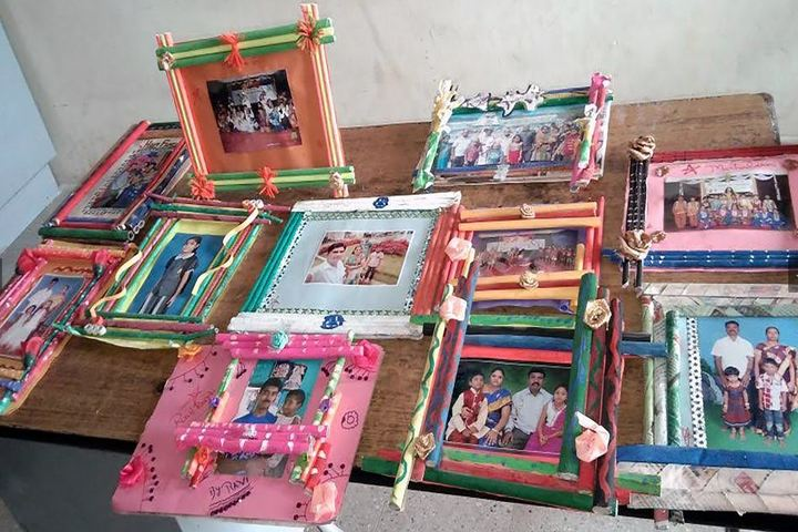 Tapovan School-Art and Craft