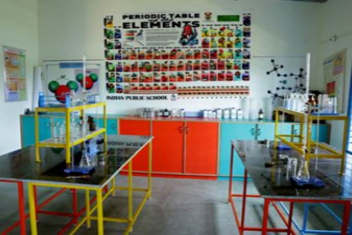 Indian Public School-Chemistry Lab