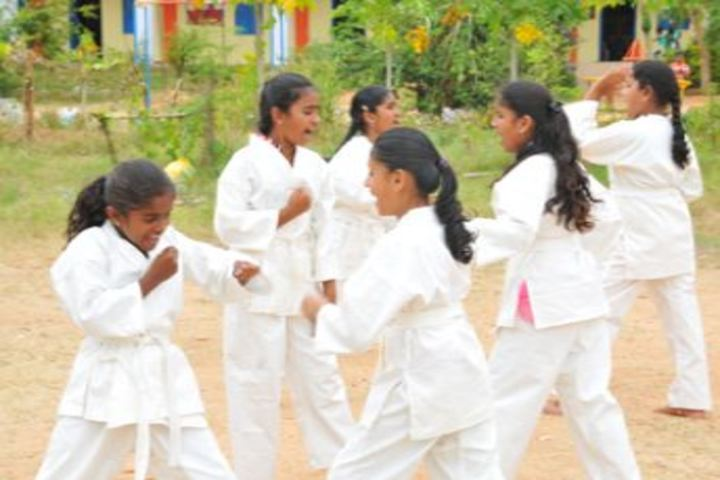 Indian Public School-Karate