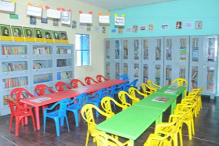 Indian Public School-Library