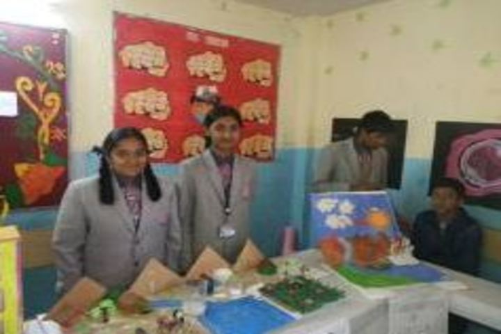 Paradise Residential School-Science Exhibition