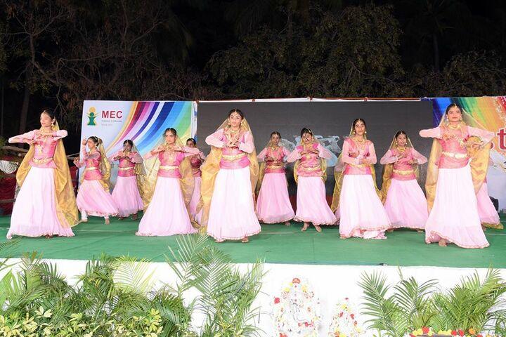 M. E. C. Public School-Dance