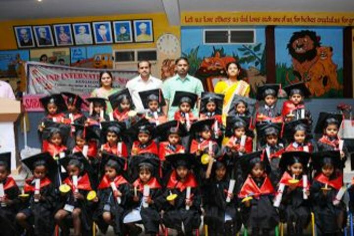 Arvind International School-Graduation Day