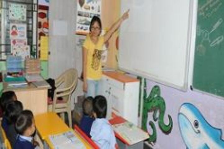 Arvind International School-Smart class