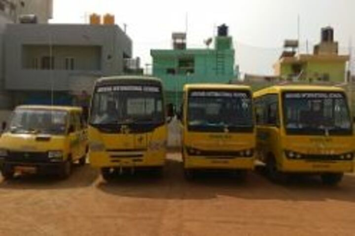 Arvind International School-Transport