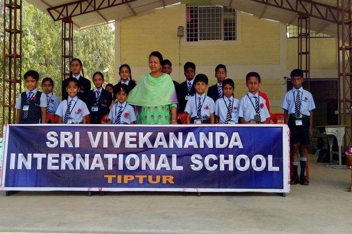 Sri Vivekananda International School-Childrens Day Celebrations