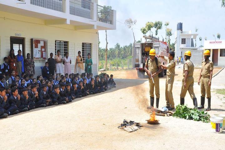 Sri Vivekananda International School-Evacuation Drill