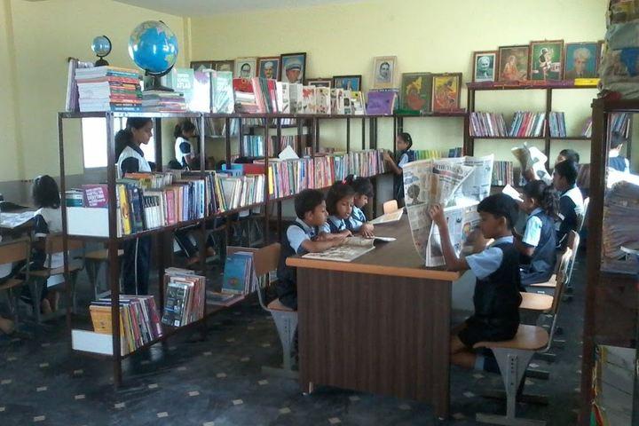 Sri Vivekananda International School-Library