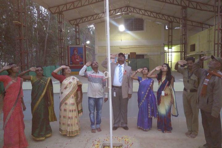 Sri Vivekananda International School-Republic day