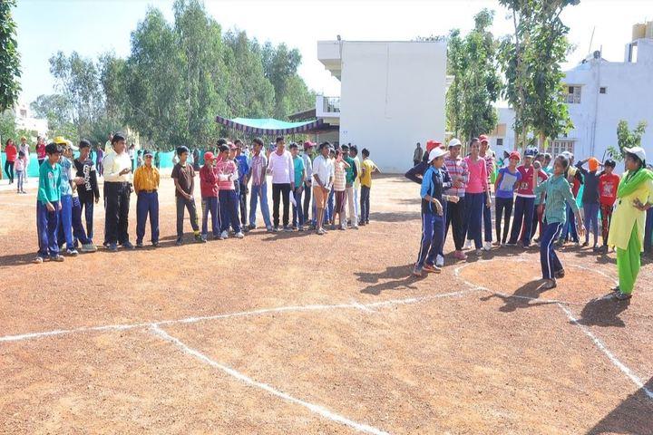 Sri Vivekananda International School-Sports Day