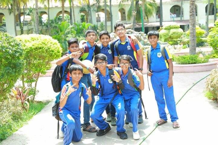 B G S World School-Resort Visit