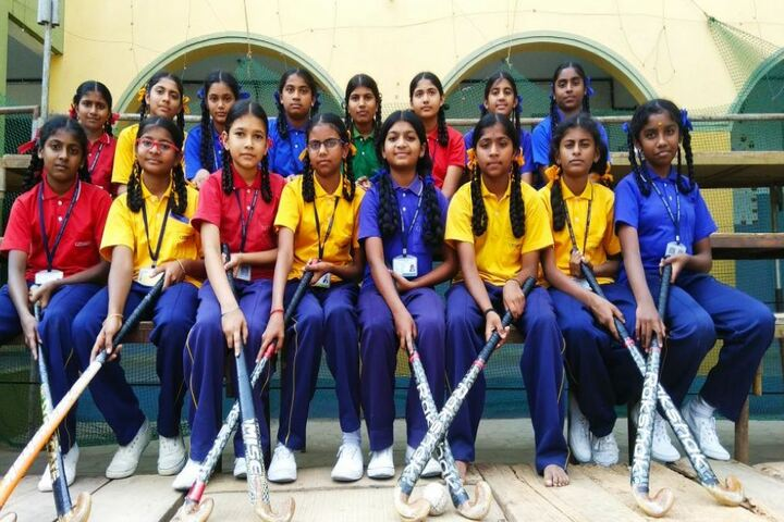 Citizens English School-Hockey Team