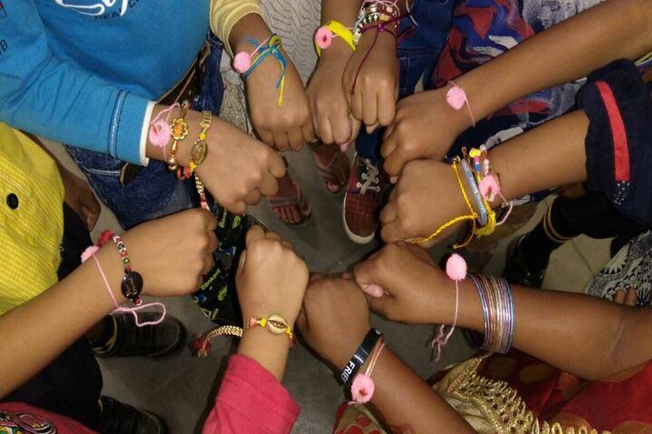Citizens English School-Rakhi Celebrations