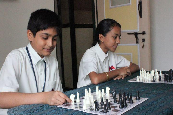 Aham Aathma Vidyalaya-Chess Players