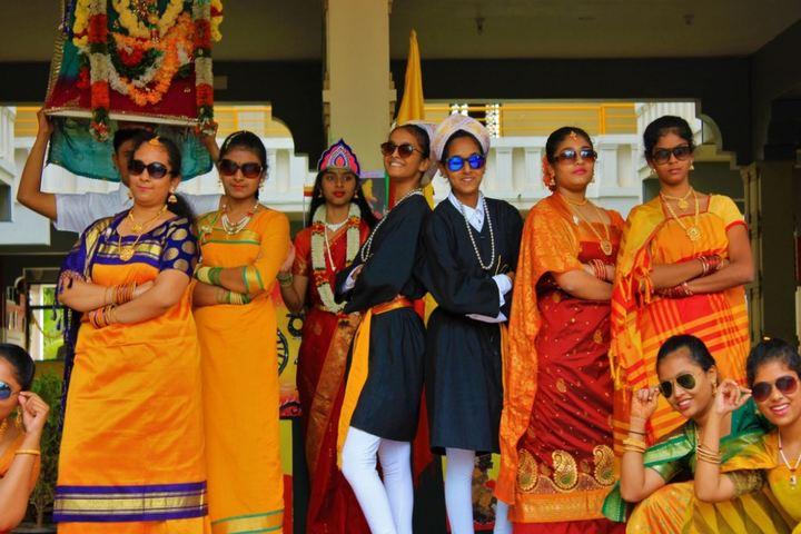 Aham Aathma Vidyalaya-Cultural Attire