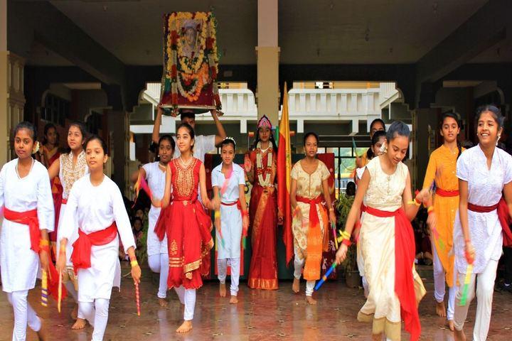 Aham Aathma Vidyalaya-Dance