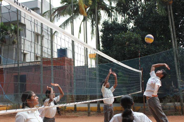Aham Aathma Vidyalaya-Outdoor Games
