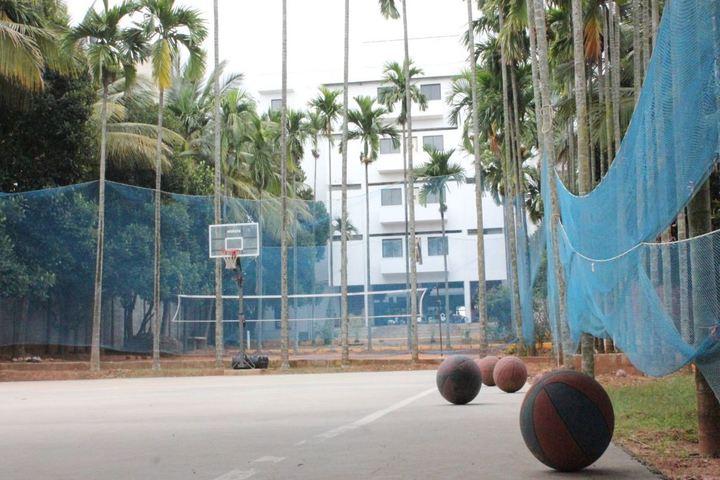 Aham Aathma Vidyalaya-Play Ground