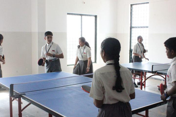 Aham Aathma Vidyalaya-Table Tennis