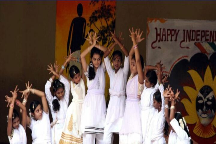 Beena Vaidya International Public School-Dance