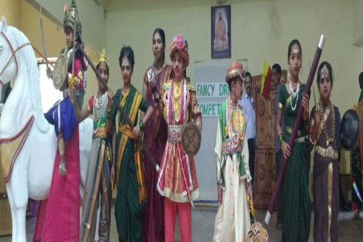 Beena Vaidya International Public School-Fancy Dress