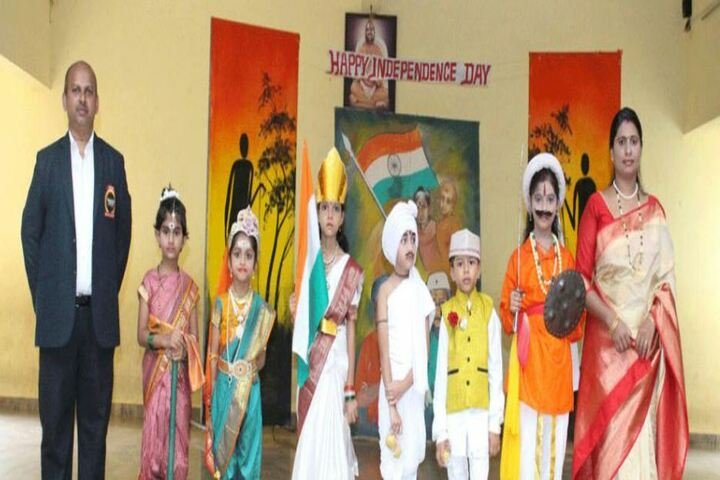 Beena Vaidya International Public School-Independence Day