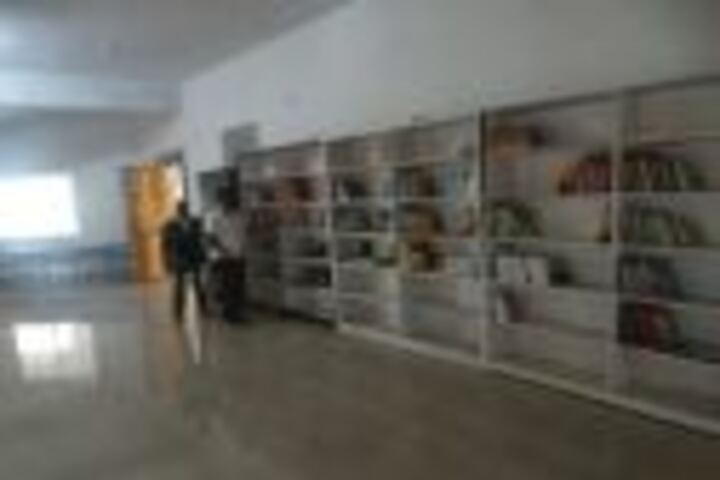 Beena Vaidya International Public School-Library