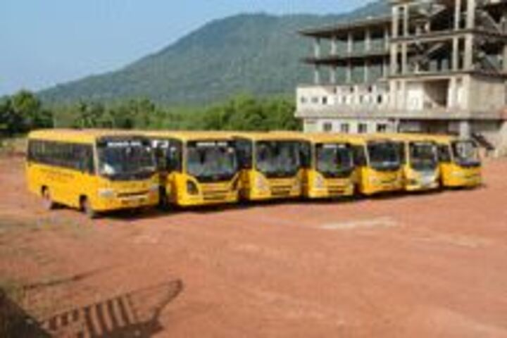 Beena Vaidya International Public School-Transportation