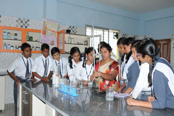 Twinkle United Public School-Chemistry Lab