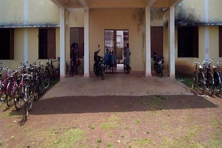 DAV Mukhyamantri Public School-Entrance
