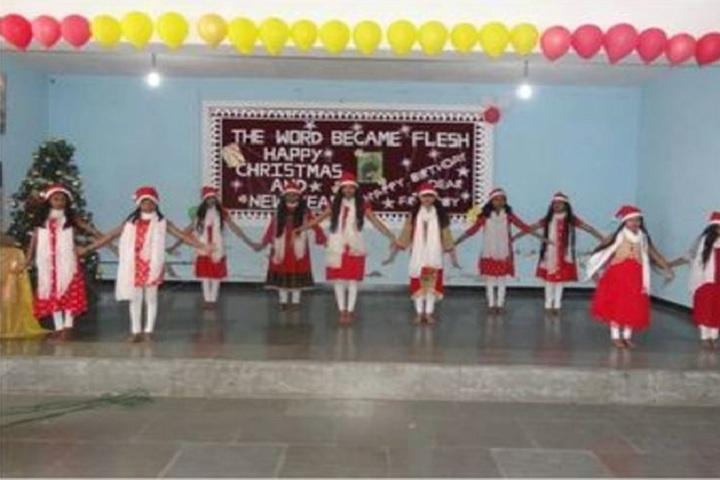 St Francis School-Christmas Celebration