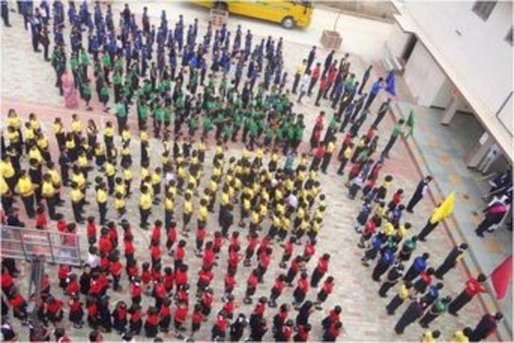 St Francis School-Sports Day