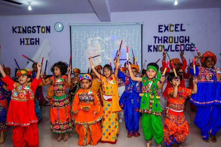 Kingston High Lower Primary School-Cultural Dance