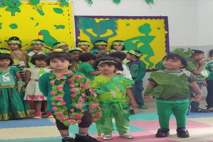 Kingston High Lower Primary School-Green Day Celebrations