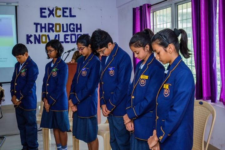 Kingston High Lower Primary School-Investiture Ceremony