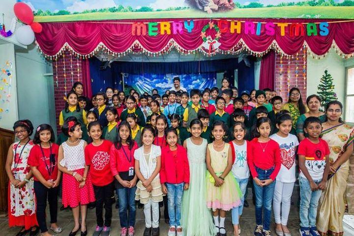 Kingston High Lower Primary School-Merry Christmas