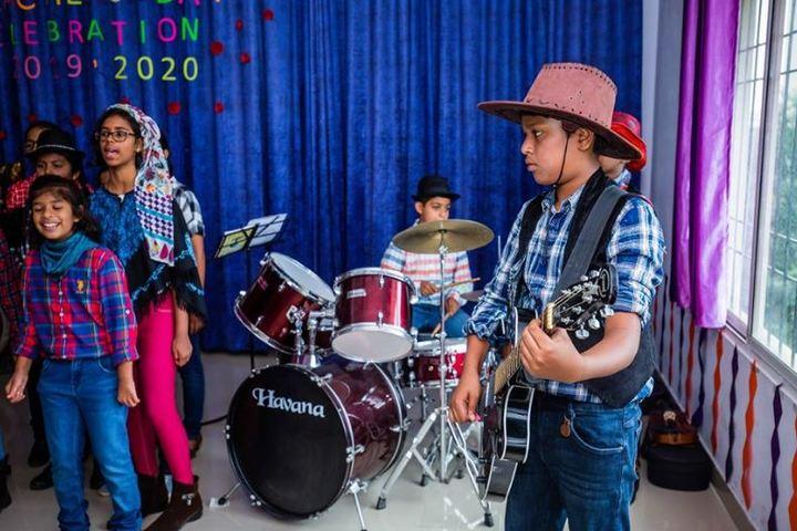 Kingston High Lower Primary School-Music