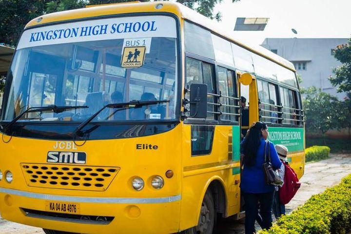 Kingston High Lower Primary School-Transport
