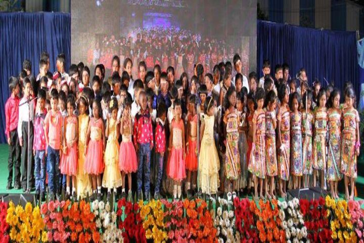 Prestige International School-Annual Day