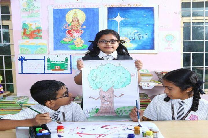 Prestige International School-Drawing